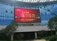 Epistar Chip P10 Outdoor Led Display 16.7m Colors Grey Scale Industrial Waterproof