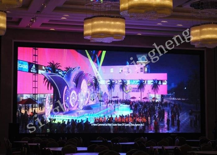 High Brightness P5 Indoor Led Display Led Advertising Board HS Code 8528591090